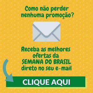 Semana do Brasil Email